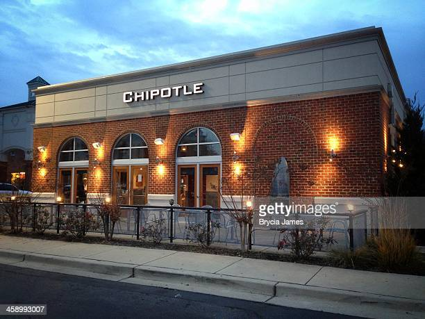 chipotle at twilight - chipotle stock pictures, royalty-free photos & images
