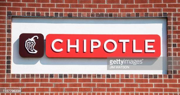 Chipotle chain restaurant in Middletown DE on July 26 2019