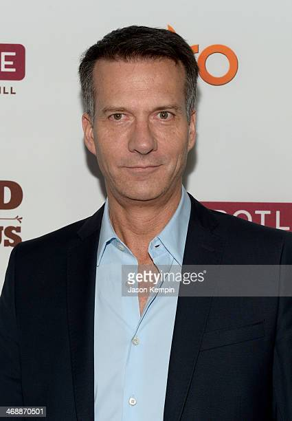 Chipotle Chief Marketing Development Officer Mark Crumpacker walks the red carpet at the world premiere of 'Farmed and Dangerous' a Chipotle/Piro...