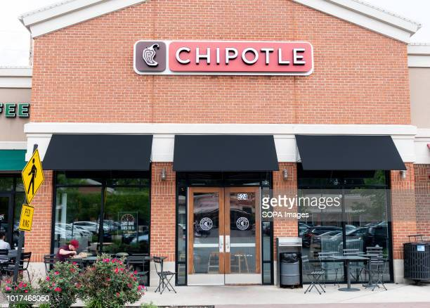 Chipotle Mexican Grill in North Brunswick Township New Jersey