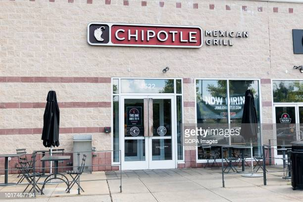 Chipotle Mexican Grill in Princeton New Jersey