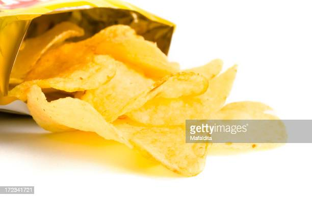 Chips out of bag