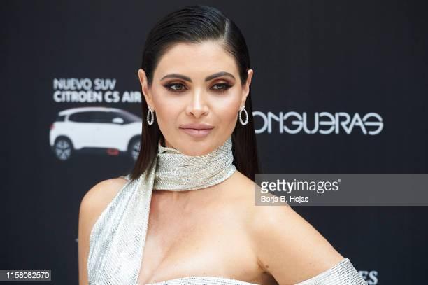 Chiquinquirá Delgado attends 'Yo Dona' International Awards 2019 on June 24 2019 in Madrid Spain