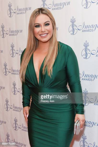 Chiquis Rivera attends 32nd Annual Imagen Awards Red Carpet at the Beverly Wilshire Four Seasons Hotel on August 18 2017 in Beverly Hills California
