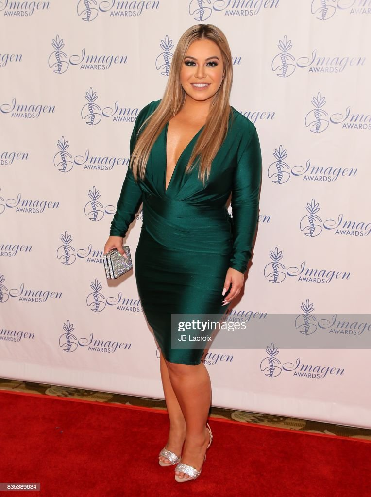 Chiquis Rivera attends the 32nd annual Imagen Awards on August 18, 2017 in Los Angeles, California.