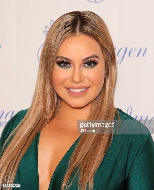 Chiquis Rivera attends the 32nd annual Imagen Awards on August 18 2017 in Los Angeles California