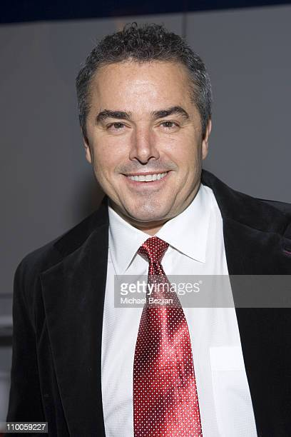 Chistopher Knight during Rat Pack Ball December 12 2006 at Priviledge in Hollywood California United States