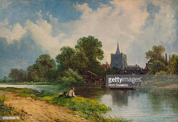'Chiswick' from 'A Catalogue of the Pictures and Drawings in the collection of Frederick John Nettleford Volume IV' by C Reginald Grundy and F Gordon...