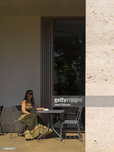 Chiswick House Cafe Chiswick House London W4 United Kingdom Architect Caruso St John Chiswick House Cafe Caruso St John Architects Exterior