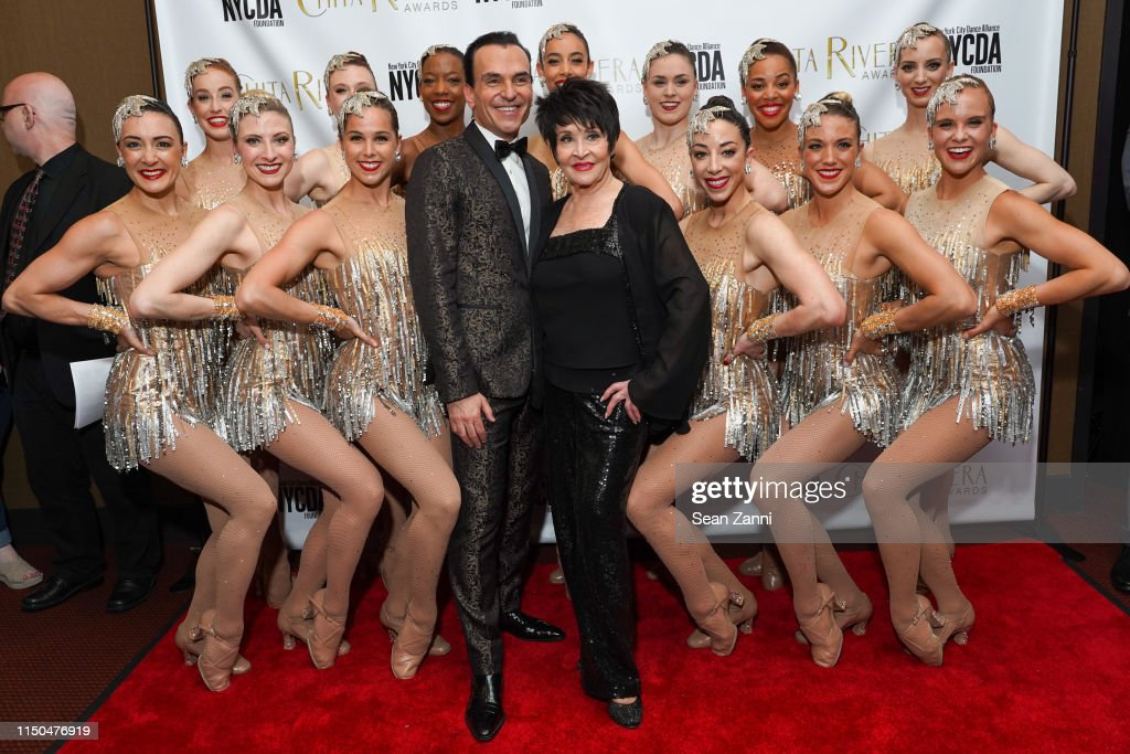 NY: The 3rd Annual Chita Rivera Awards Honoring Graciela Daniele, George C. Wolfe, Flody Suarez, Jeffrey Seller, & Cher