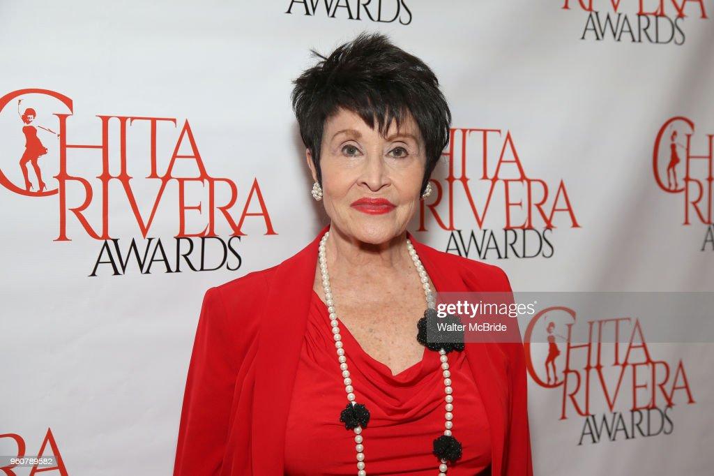 2018 Chita Rivera Awards