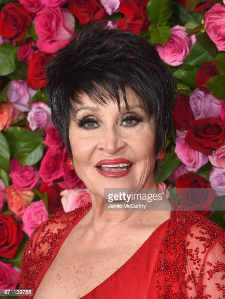 Chita Rivera attends the 72nd Annual Tony Awards on June 10 2018 in New York City