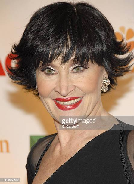 Chita Rivera during Chicago the Musical Celebrates its 10th Anniversary on Broadway Arrivals at Ambassador Theater in New York City New York United...