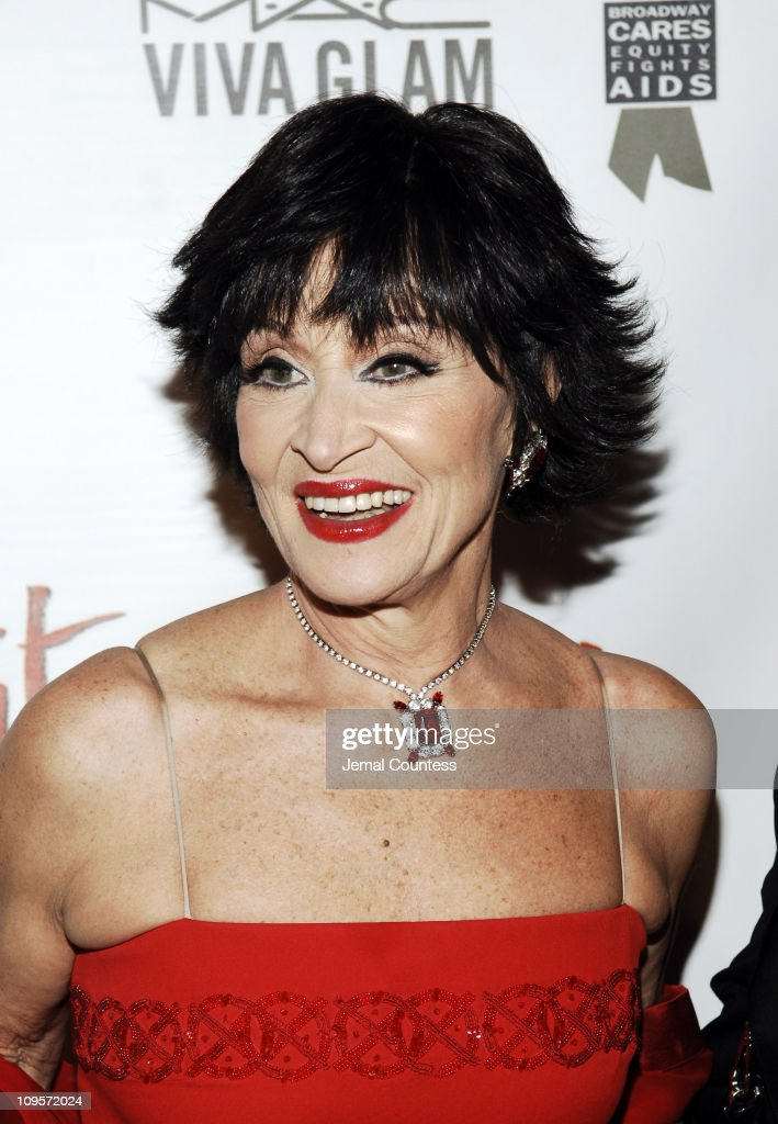 """""""Chita Rivera: The Dancer's Life"""" Broadway Opening Night - After Party"""