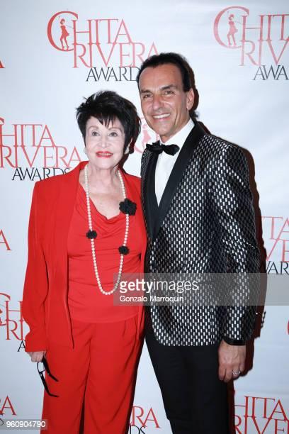 Chita Rivera during the The 2nd Annual Chita Rivera Awards Honoring Carmen De Lavallade John Kander And Harold Prince at NYU Skirball Center on May...
