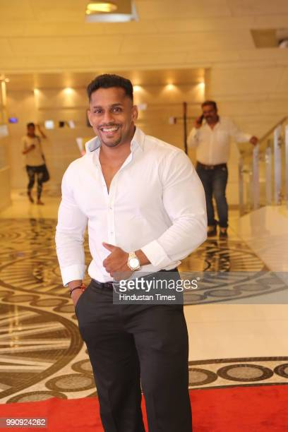 Chitharesh Natesan during the Interior Lifestyle Awards and Exhibitors Night at Soverign Le Meridien on June 27 2018 in New Delhi India