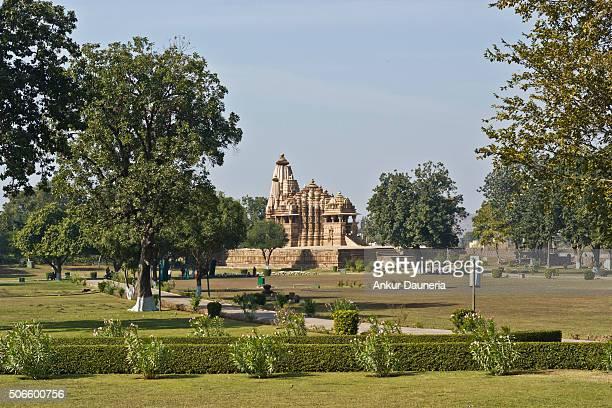 Chitragupta Temple, Khajuraho Temples, Chhatarpur District, Madhya Pradesh, India