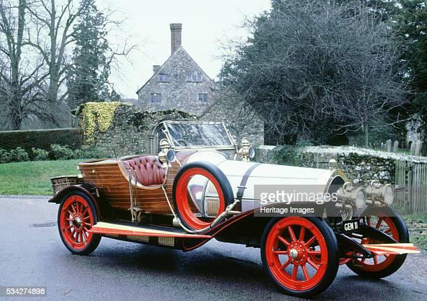 1968 'Chitty Chitty Bang Bang' film car 2000