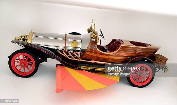 Chitty Chitty Bang Bang film car replica Artist