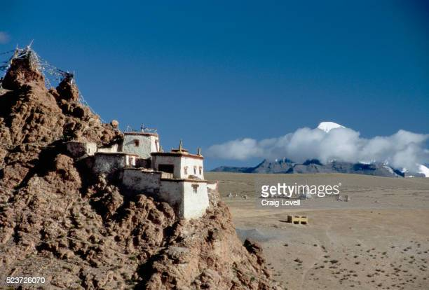 Chiu Monastery Near Mount Kailas