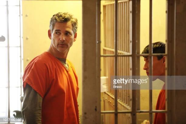 JOHN Chivalry Episode 107 Pictured Eric Bana as John Meehan Carlos Pratts as Gabriel