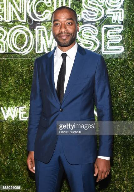 Chiwetel Ejiofor attends the 2017 Pencils of Promise Gala at Central Park on December 7 2017 in New York City