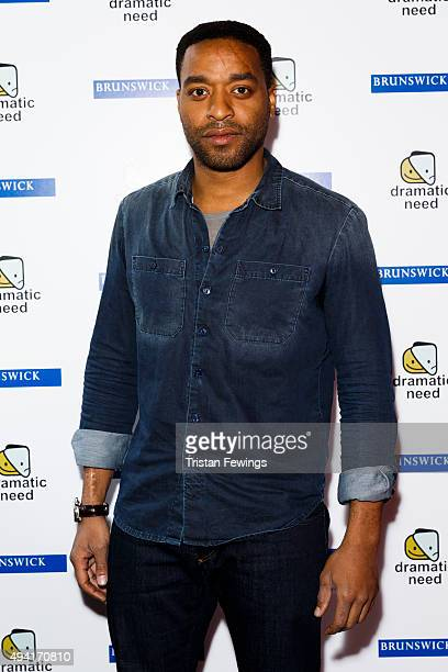 Chiwetel Ejiofor attends 'The Children's Monologues' Danny Boyle's production inspired by children from rural South Africa in aid of his charity...