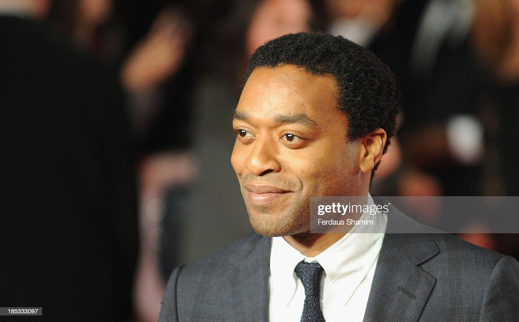 """Twelve Years A Slave"" - European Premiere - Red Carpet Arrivals: 57th BFI London Film Festival : News Photo"