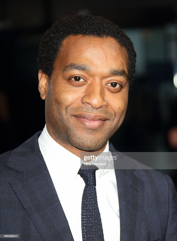 Chiwetel Ejiofor attends the European Premiere of 'Twelve Years A Slave' during the 57th BFI London Film Festival at Odeon Leicester Square on October 18, 2013 in London, England.