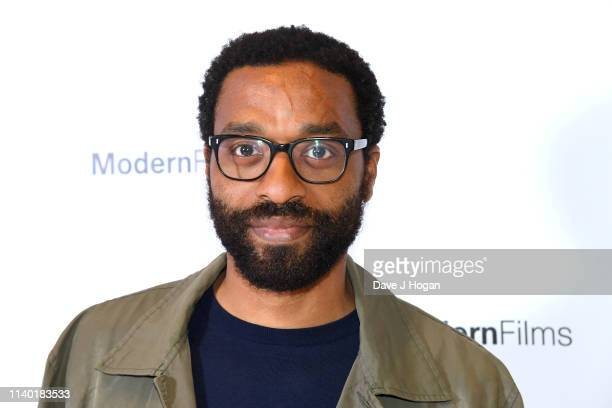 Chiwetel Ejiofor attends the Yuli – The Carlos Acosta Story screening reception at The Royal Opera House on April 03 2019 in London England