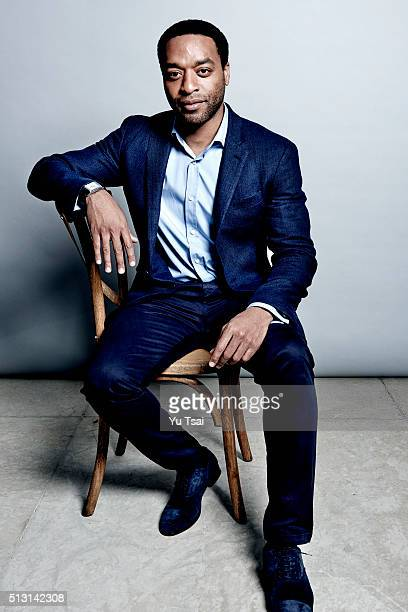 Chiwetel Ejiofor is photographed at the Toronto Film Festival for Variety on September 12 2015 in Toronto Ontario