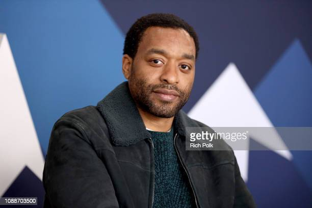 Chiwetel Ejiofor of 'The Boy Who Harnessed The Wind' attends The IMDb Studio at Acura Festival Village on location at the 2019 Sundance Film Festival...