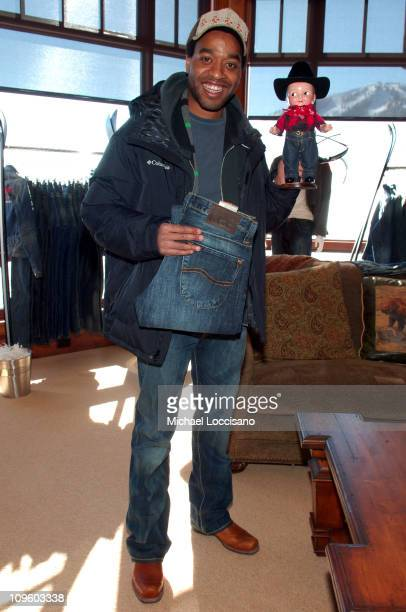 Chiwetel Ejiofor with Buddy Lee at The North Face House *Exclusive Coverage*