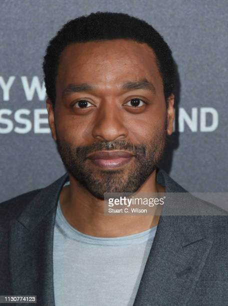 Chiwetel Ejiorfor attends the UK Premiere of The Boy Who Harnessed The Wind at Ham Yard Hotel on February 19 2019 in London England