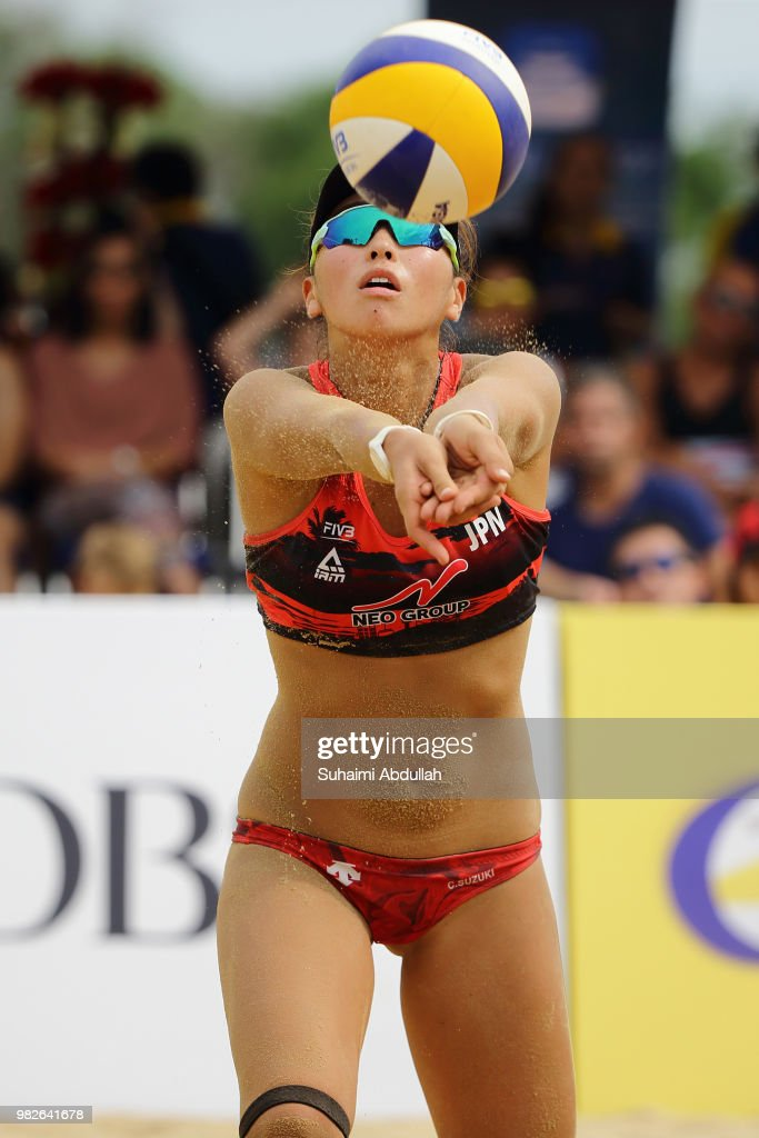 FIVB Beach Volleyball World Tour Singapore - Day 3