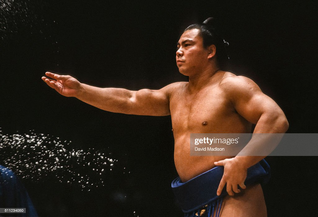 1983 Kyushu Basho : ニュース写真