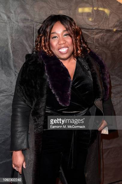 Chizzy Akudolu attends the 2019 'Gold Movie Awards' at Regent Street Cinema on January 10 2019 in London England