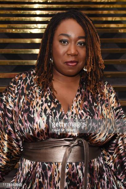 Chizzy Akudolu attends the Ethnicity Awards 2019 at The Grand Connaught Rooms on October 25 2019 in London England