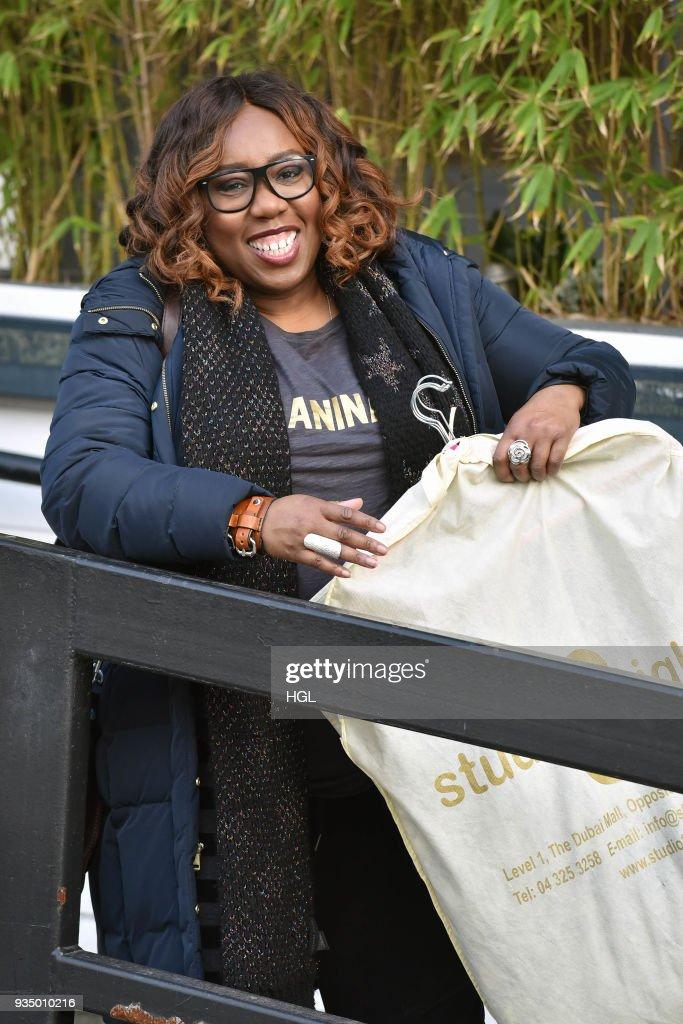 London Celebrity Sightings -  March 20, 2018
