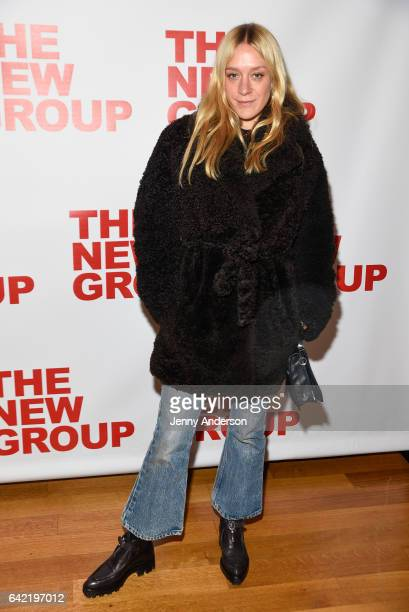 Chlo Sevigny attends 'Evening At The Talk House' opening night at Green Fig Urban Eatery on February 16 2017 in New York City