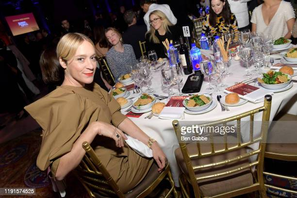 Chloë Sevigny attends the 2019 IFP Gotham Awards with FIJI Water at Cipriani Wall Street on December 02, 2019 in New York City.