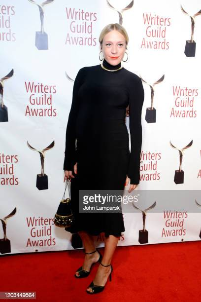 Chloë Sevigny attends the 72nd Annual Writers Guild Awards at Edison Ballroom on February 01 2020 in New York City