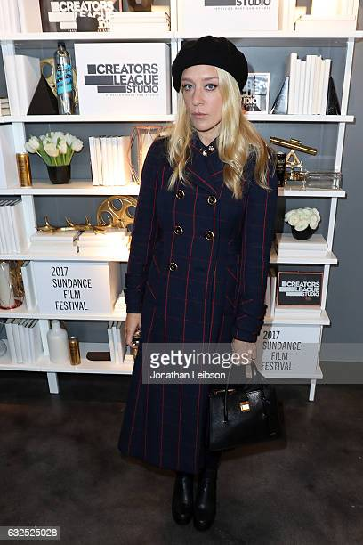 Chlo Sevigny attends the Creators League Studio At 2017 Sundance Film Festival Day 5 at PepsiCo's Creators League Studio at the 2017 Sundance Film...