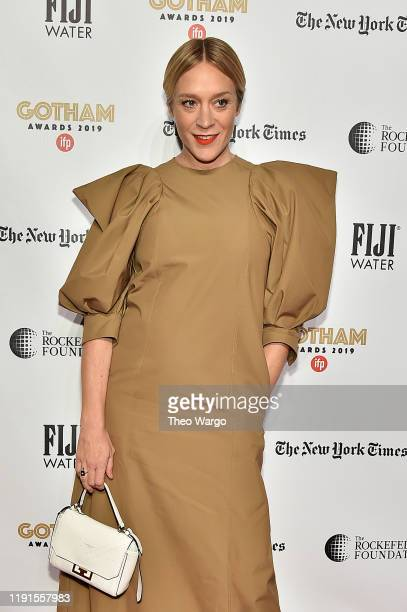 Chloë Sevigny attends the IFP's 29th Annual Gotham Independent Film Awards at Cipriani Wall Street on December 02 2019 in New York City
