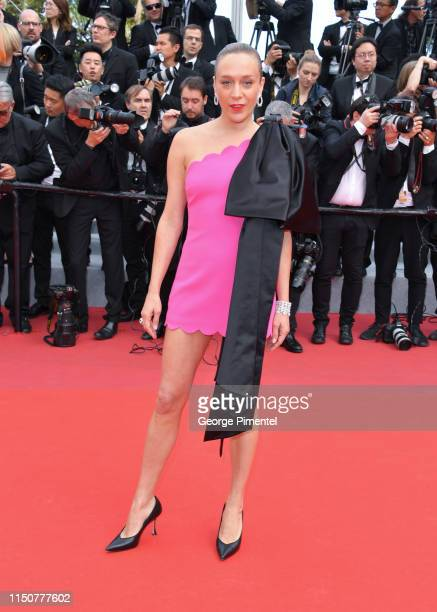 Chloë Sevigny attends the screening of Once Upon A Time In Hollywood during the 72nd annual Cannes Film Festival on May 21 2019 in Cannes France