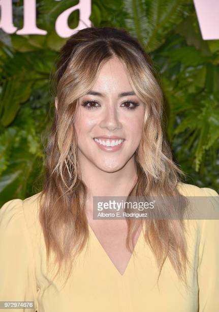 Chloe Bennet attends Max Mara Women In Film Face of the Future at Chateau Marmont on June 12 2018 in Los Angeles California