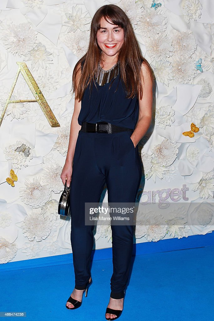 Chloe Boreham arrives at the Australian premiere of Disney's Cinderella at the State Theatre on March 15, 2015 in Sydney, Australia.