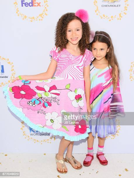 Chloe Coleman attends the Safe Kids Day on April 23 2017 in Culver City California