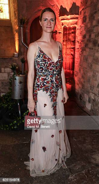 Chloe Delevingne attends the Save The Children Winter Gala at The Guildhall on November 22 2016 in London England
