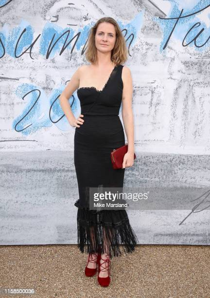 Chloe Delevingne attends The Summer Party 2019 Presented By Serpentine Galleries And Chanel at The Serpentine Gallery on June 25 2019 in London...